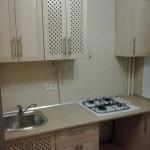 Кухня Дсп в алюминиевом профиле