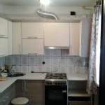 Кухня Дсп в алюминиевом профиле 7