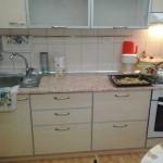 Кухня Дсп в алюминиевом профиле 5
