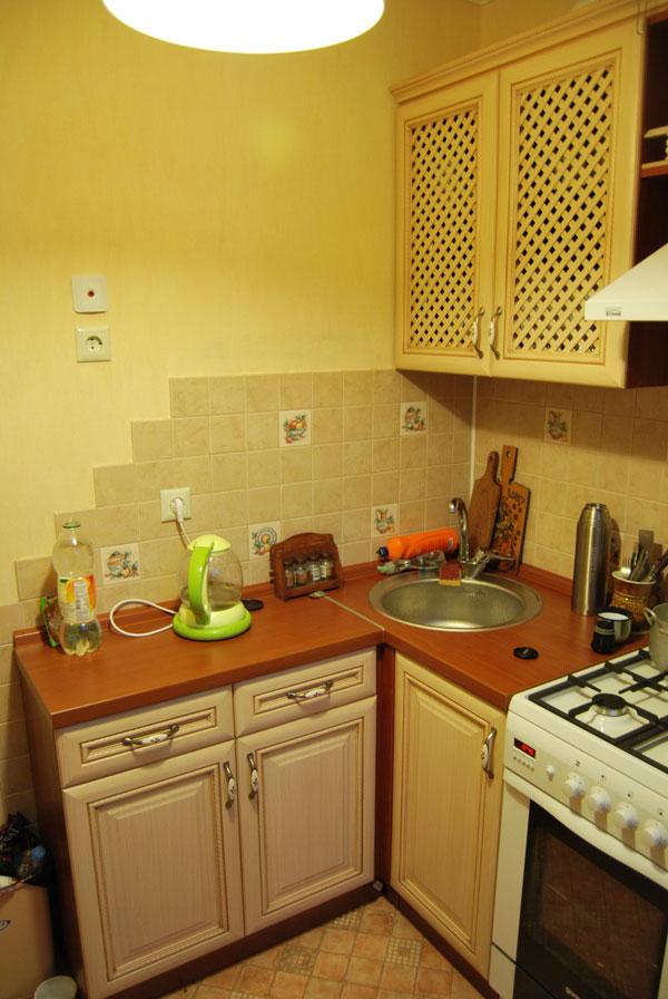 Замена кухонных фасадов В Феодосии