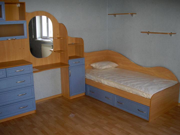 Купить детскую кровать 2