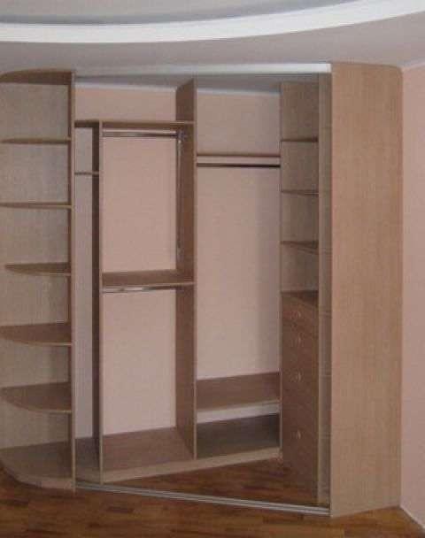 встроенный шкаф купе Феодосия