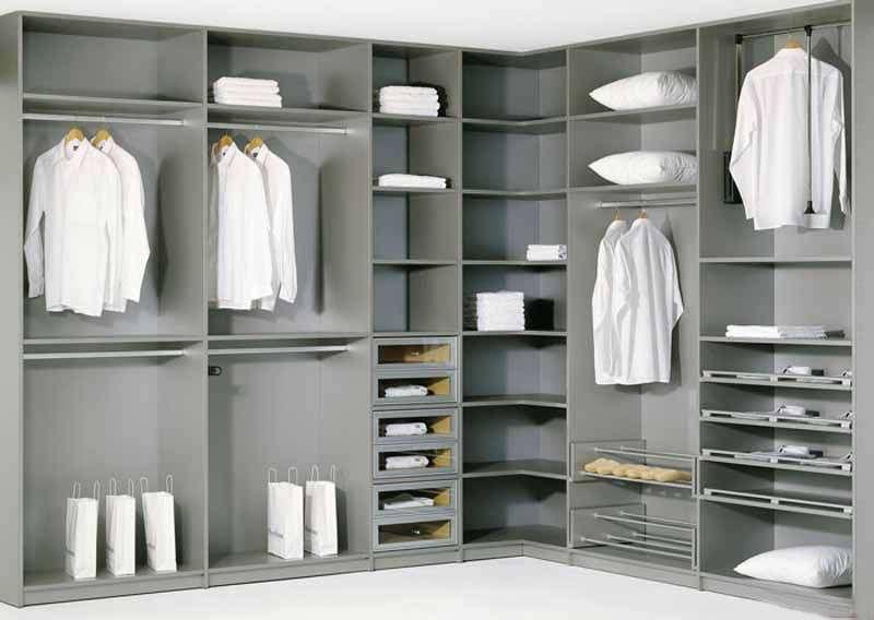 гардеробная комната фото 3