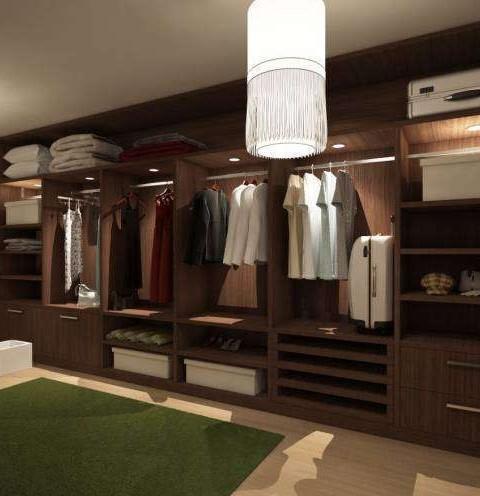 гардеробная комната фото 4