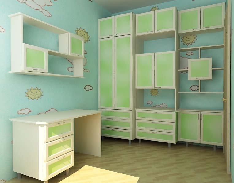 заказать мебель в детскую в Феодосии 2