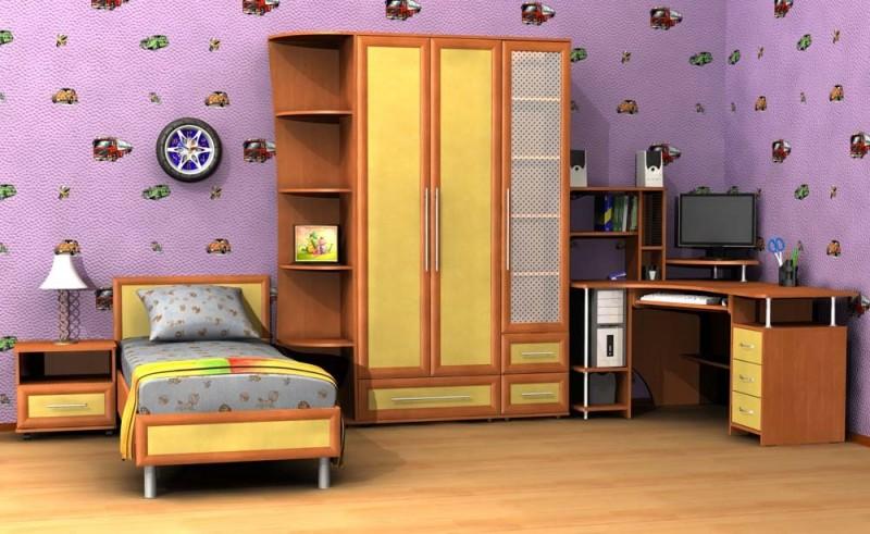 заказать мебель в детскую в Феодосии 3