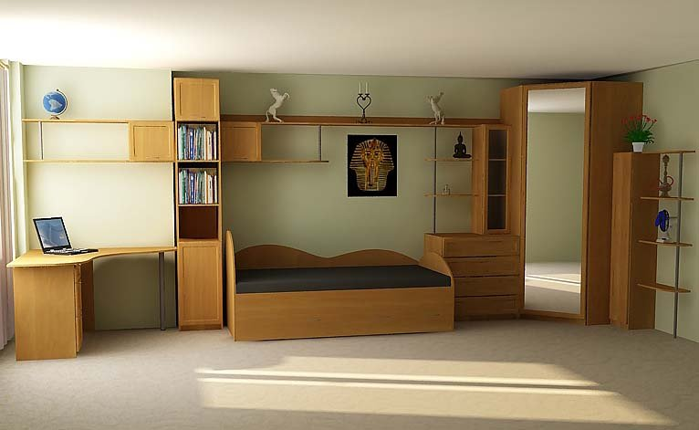 заказать мебель в детскую в Феодосии 4