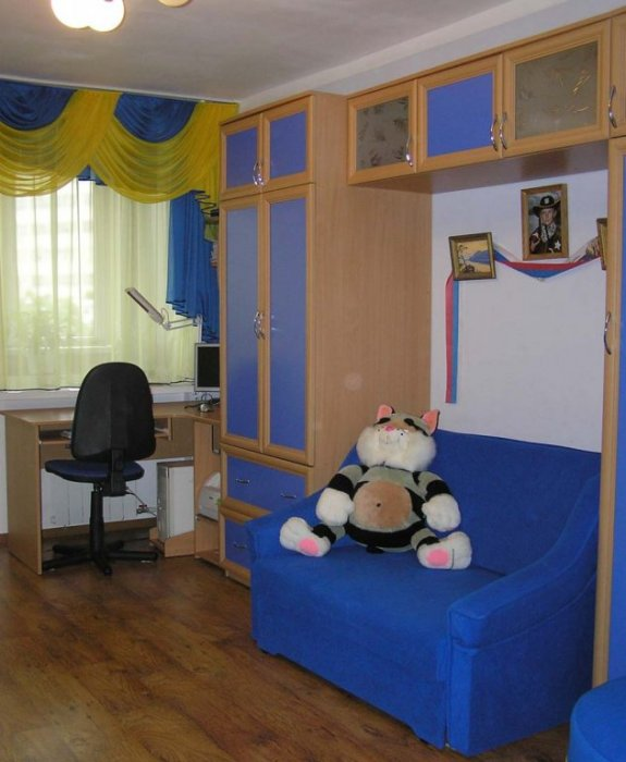 заказать мебель в детскую в Феодосии 5