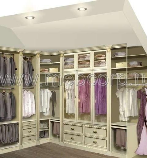 купить гардеробную в Феодосии 4