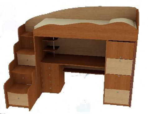 купить мебель в детскую в Феодосии 3