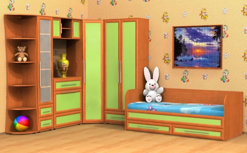 купить мебель в детскую в Феодосии