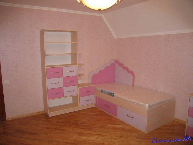 мебель для девочки 2