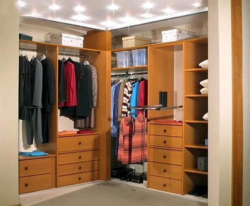 удобная гардеробная фото 2