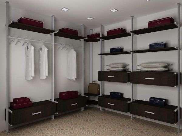 удобная гардеробная фото 4