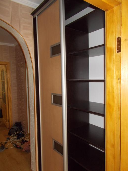 Встроенный шкаф купе в Феодосии