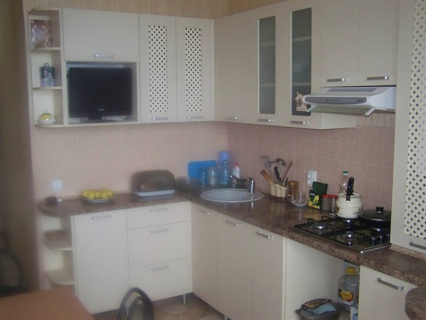 Кухонный гарнитур — фасадная часть МДФ пластик фактурный