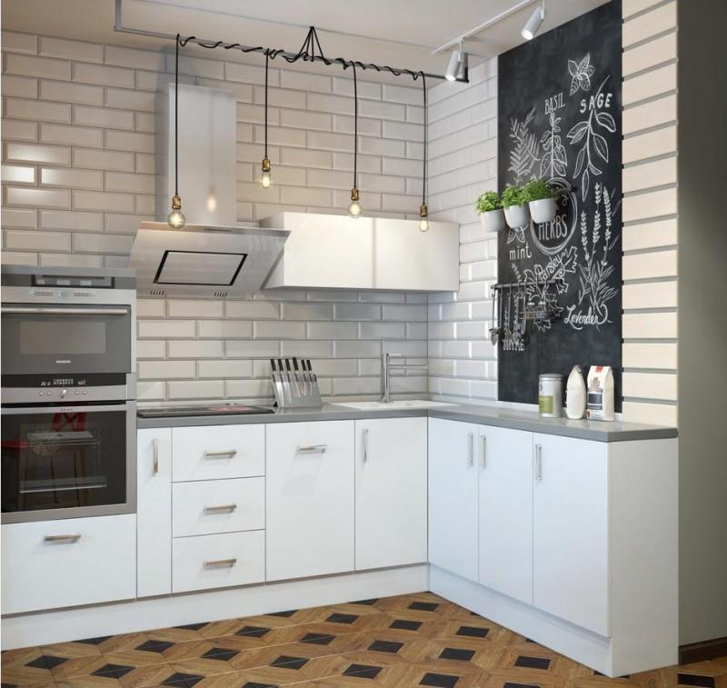 Маленькая кухня в Феодосии
