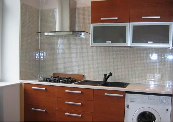 Варианты дизайна небольшой кухни
