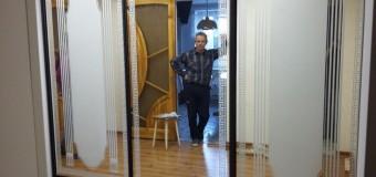 Шкаф купе в коридор