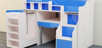 Организация детского спального места