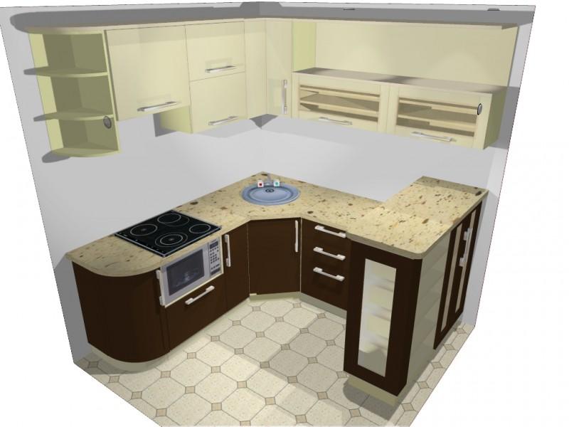 ремонт кухни феодосия