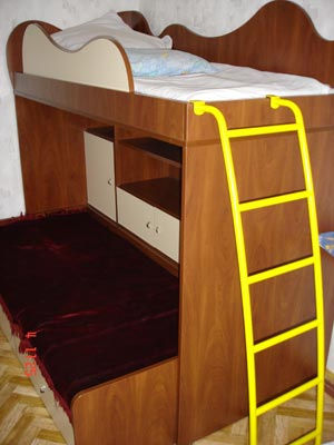Двухярусная кровать в Феодосии 3