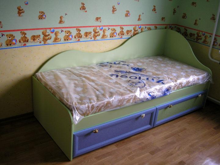 Купить детскую кровать