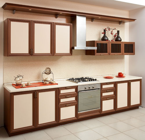 Прямая кухня Феодосия