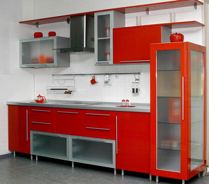 Реставрация кухни в Феодосии