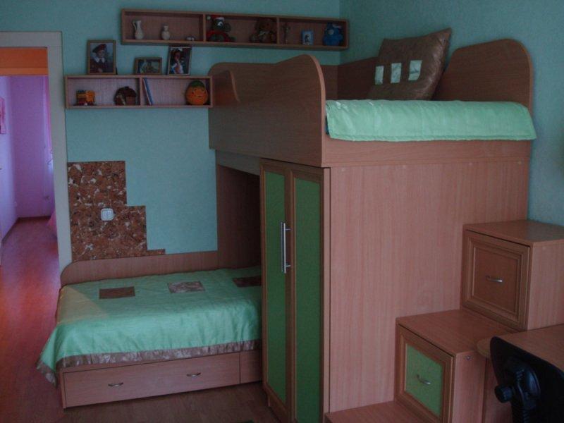 заказать мебель в детскую в Феодосии