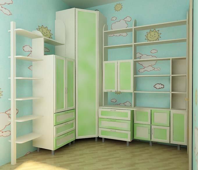 купить мебель в детскую в Феодосии 2