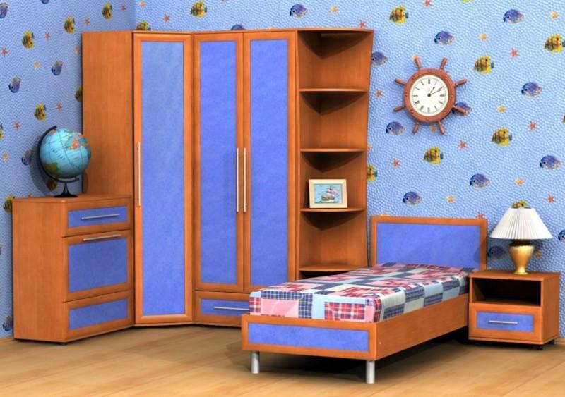 купить мебель в детскую в Феодосии 4