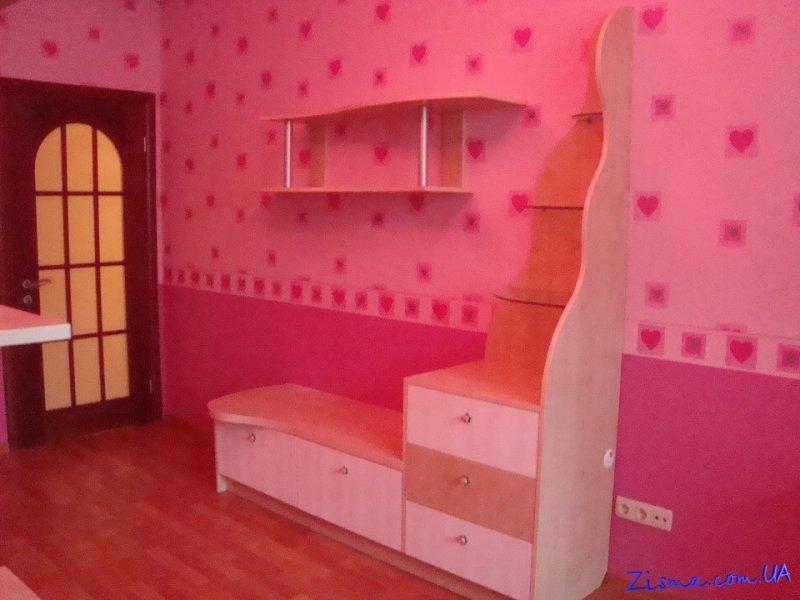мебель для девочки 5