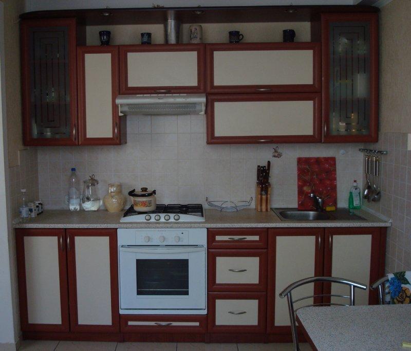 реконструкция кухни в Феодосии