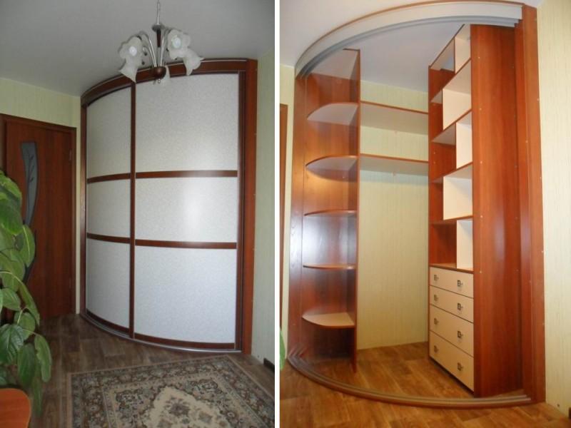 радиусный шкаф феодосия