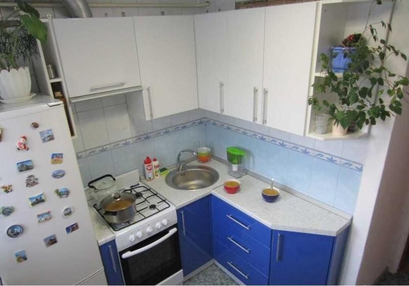 Маленькая кухня феодосия